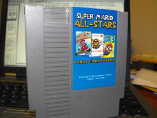 Super Mario All-Stars NES Multicart
